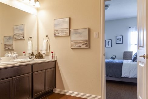 New construction homes in Waxahachie, Texas