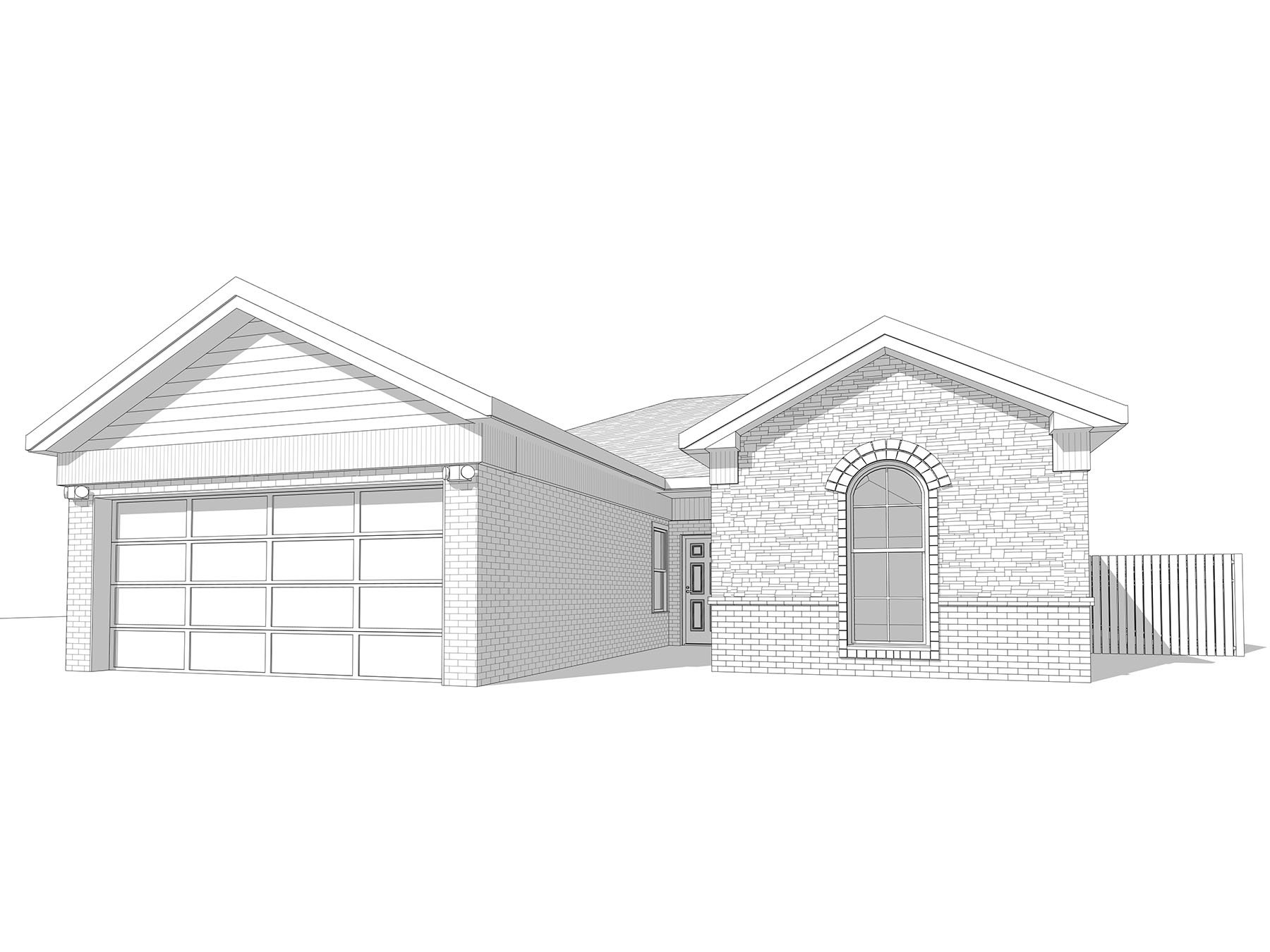 407 Road 5138 | New Home in Houston, Texas Area