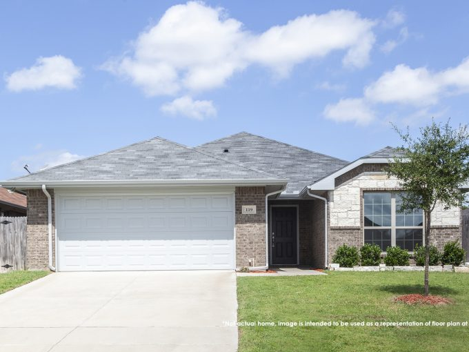 523 Cottage Row | New Home Available in Mabank, Texas