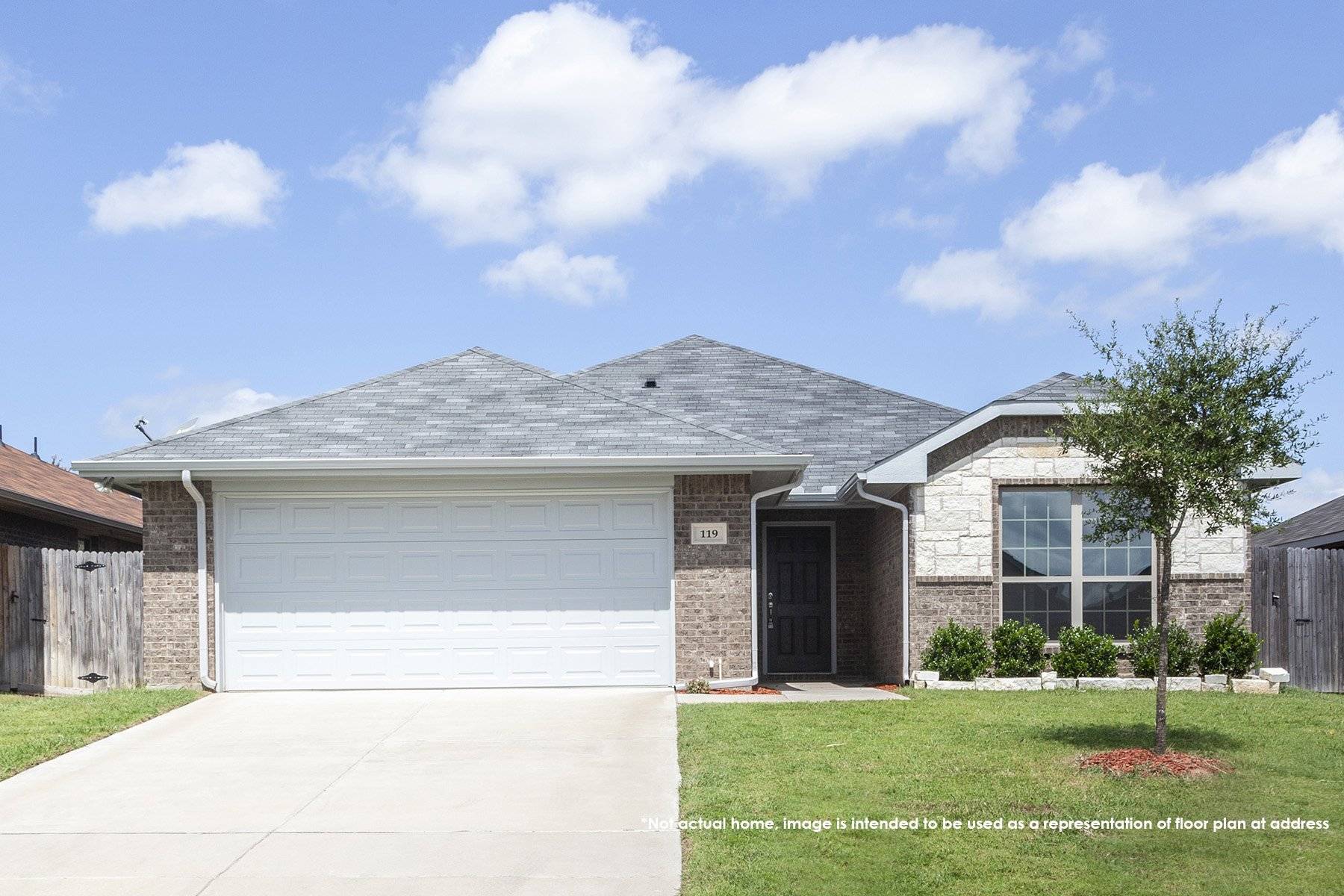1702 Yale St | New Home in Farmersville, Texas