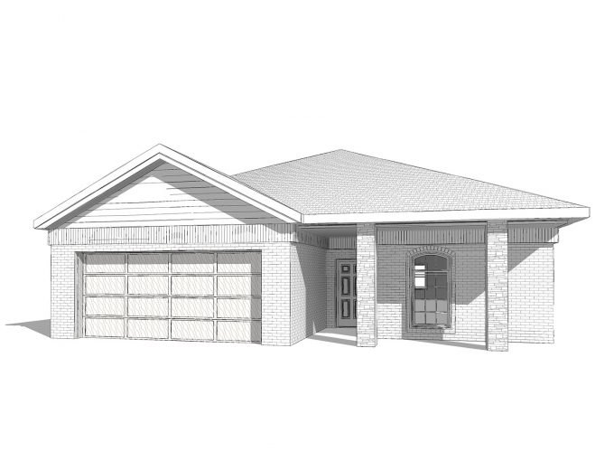 1711 Crimson Ave. | New Home in Farmersville, Texas