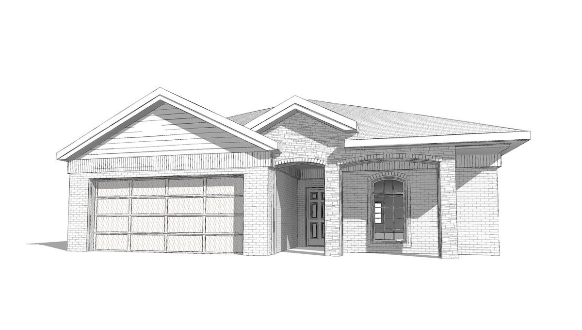 New construction homes in Houston under 200k