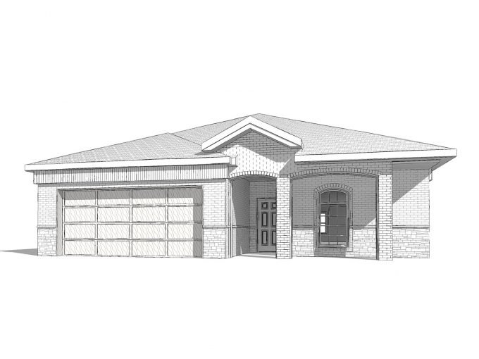 1707 Crimson Ave. | New Home in Farmersville, Texas