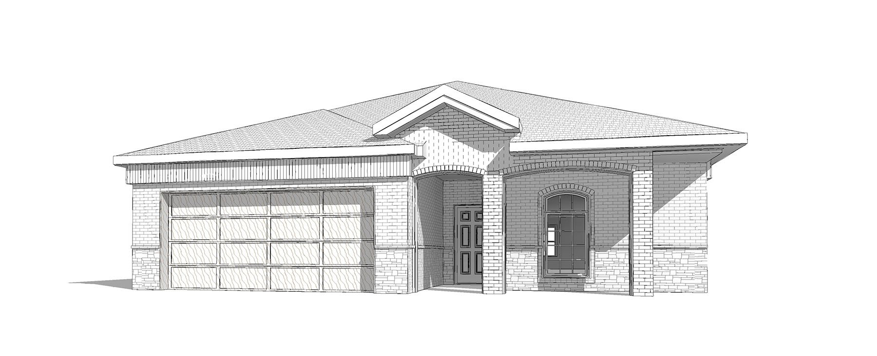 104 New Haven St. | New Homes in Farmersville, Texas