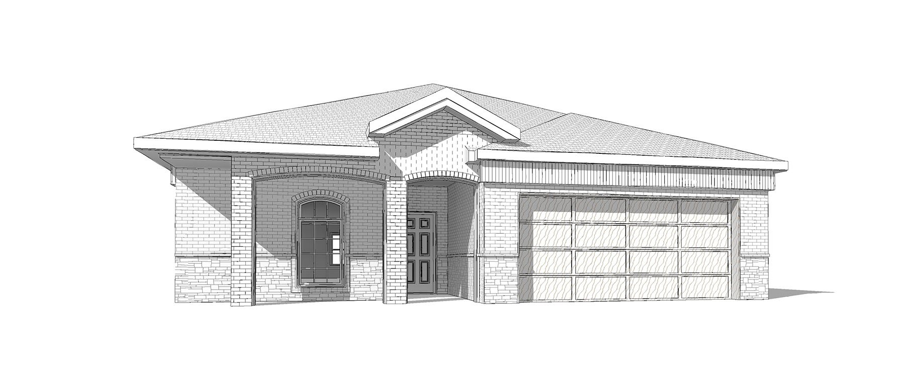3013 Columbus Ave | New Home in Fort Worth, Texas