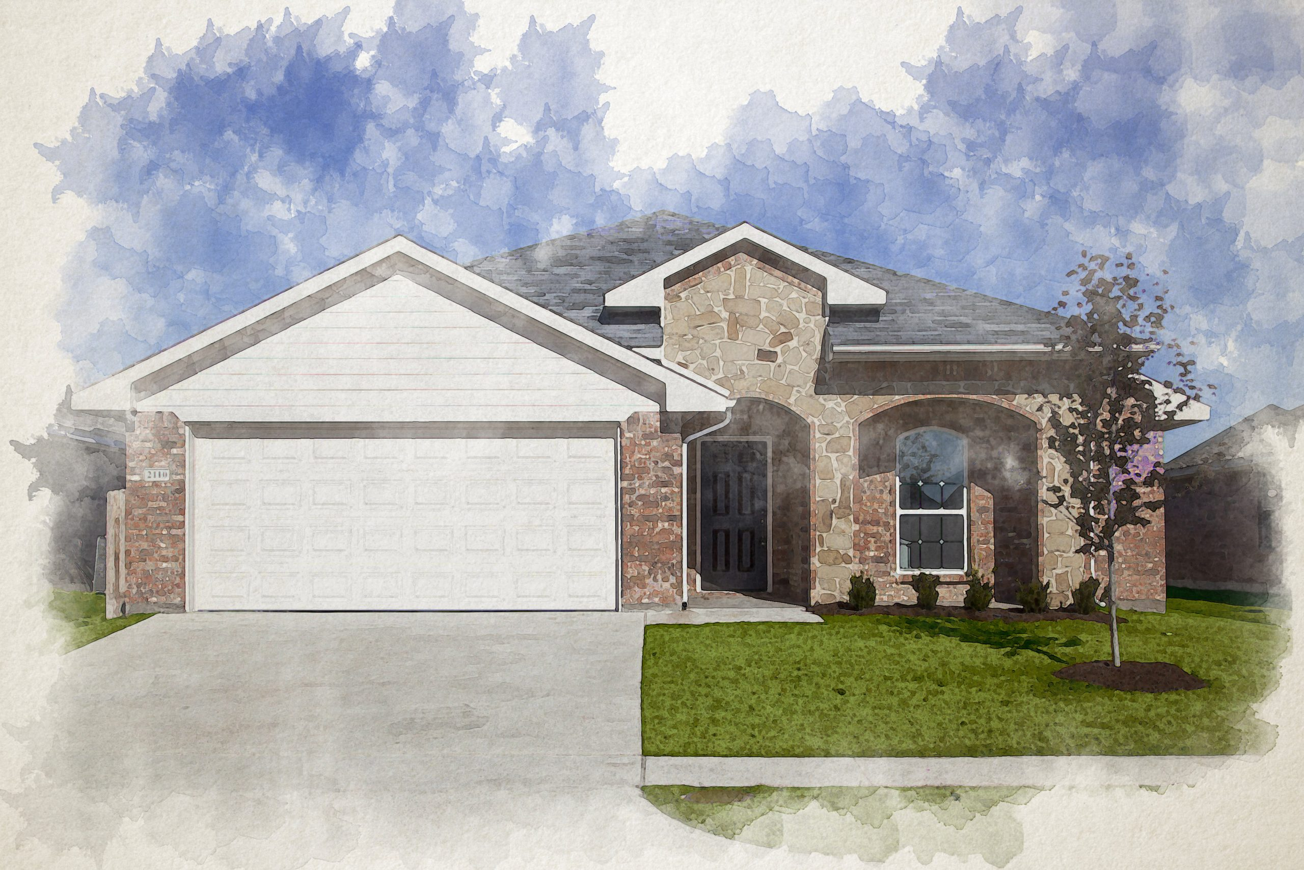 118 Providence Ave | New Home in Farmersville, Texas