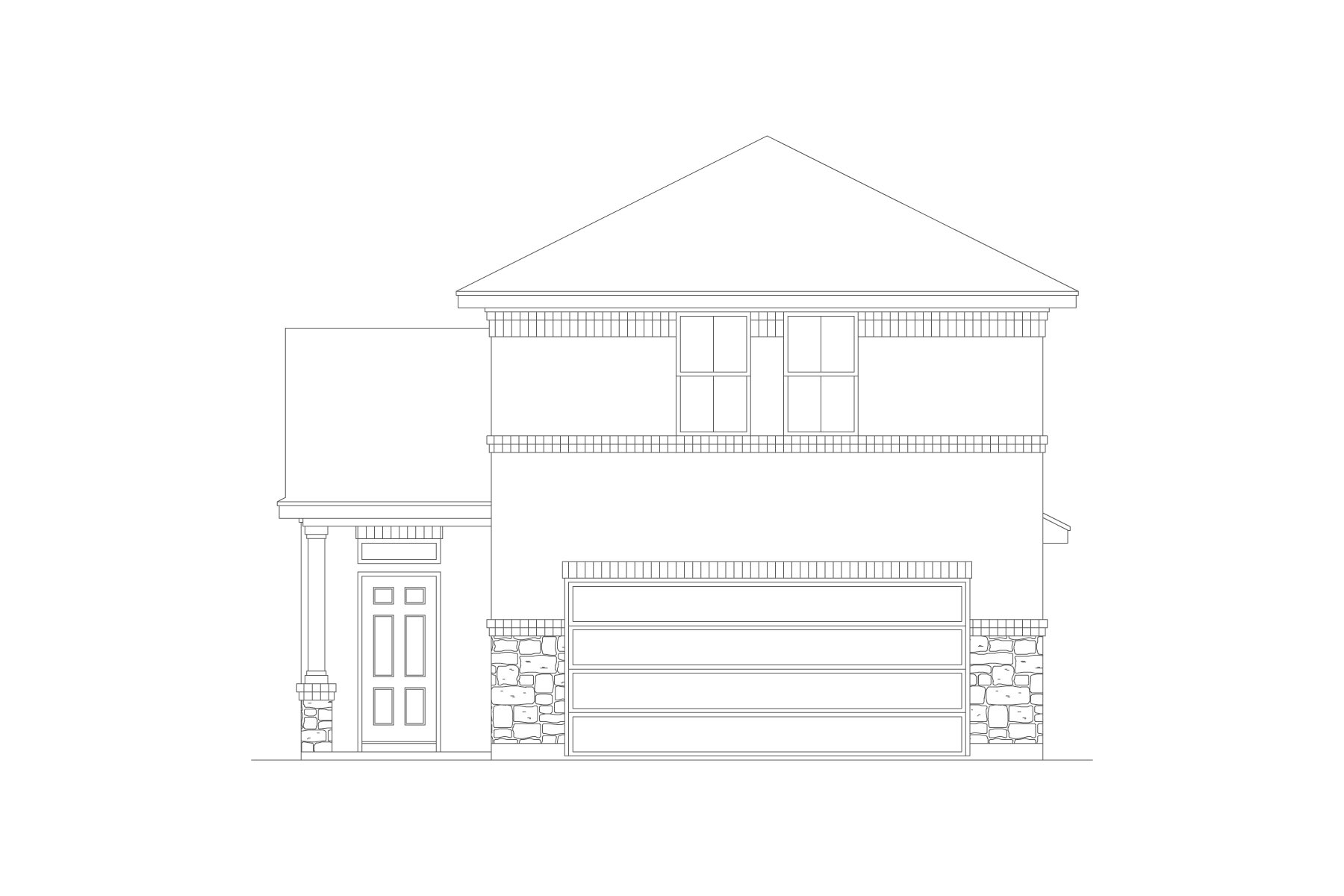 3222 Roosevelt Avenue   New Home in Fort Worth, Texas