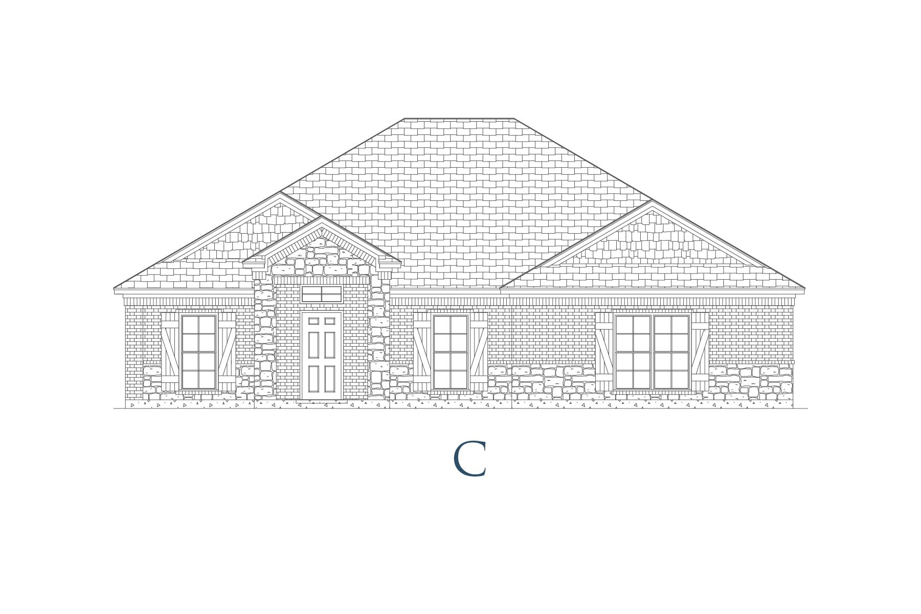 512 Stonelake Dr. | New Home in Waxahachie, Texas