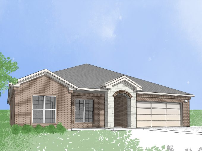 New homes in Mabank, Texas