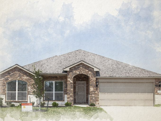 725 Road 5107 | New Home in the Houston, Texas Area