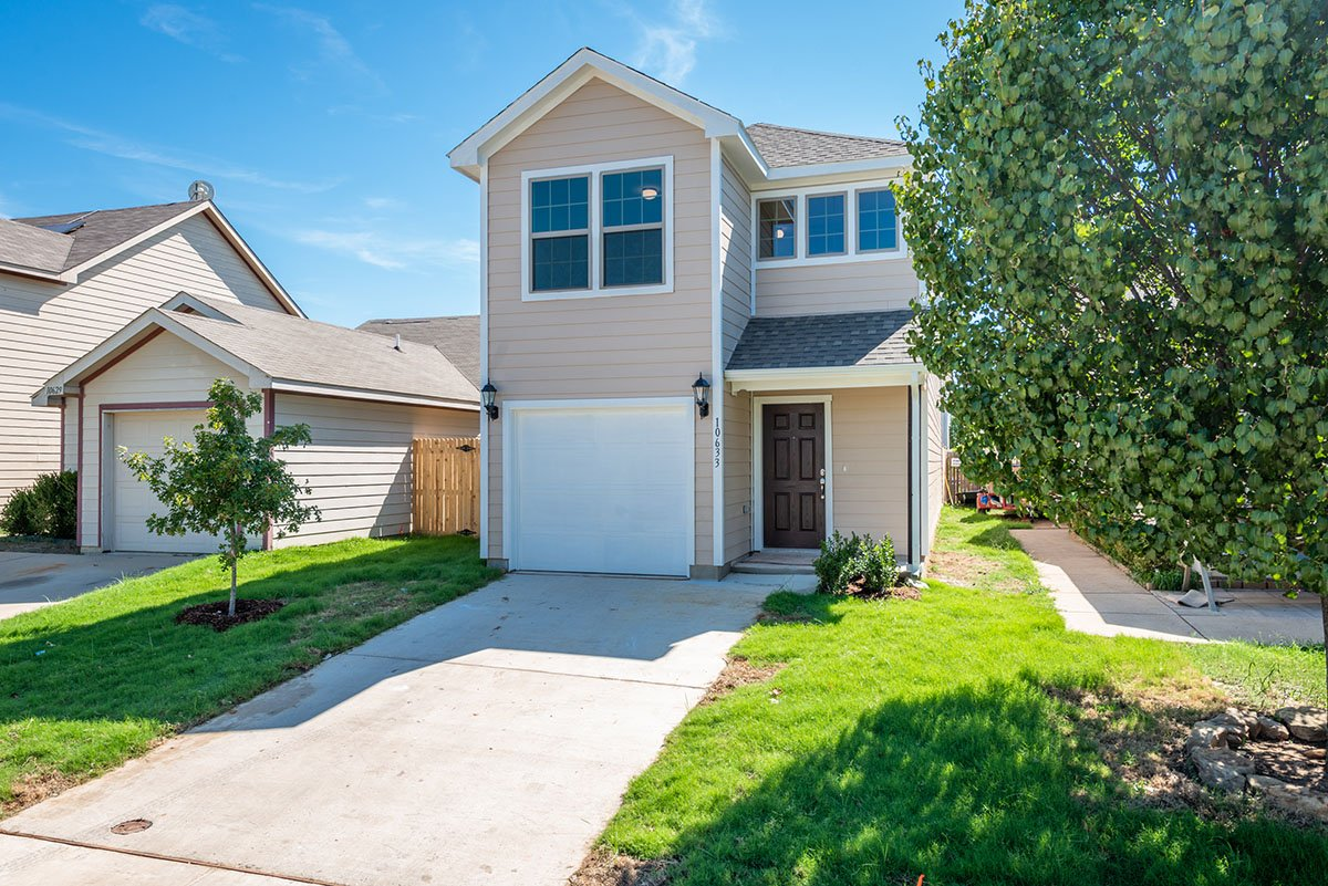 10520 Wild Oak Dr. | New Home in Fort Worth, Texas
