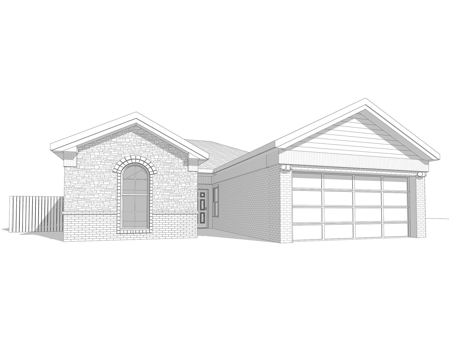 1709 Crimson Ave. | New Home in Farmersville, Texas