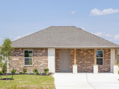 Affordable home builders in Houston, Texas