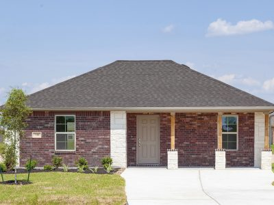Affordable new homes in Houston, Texas