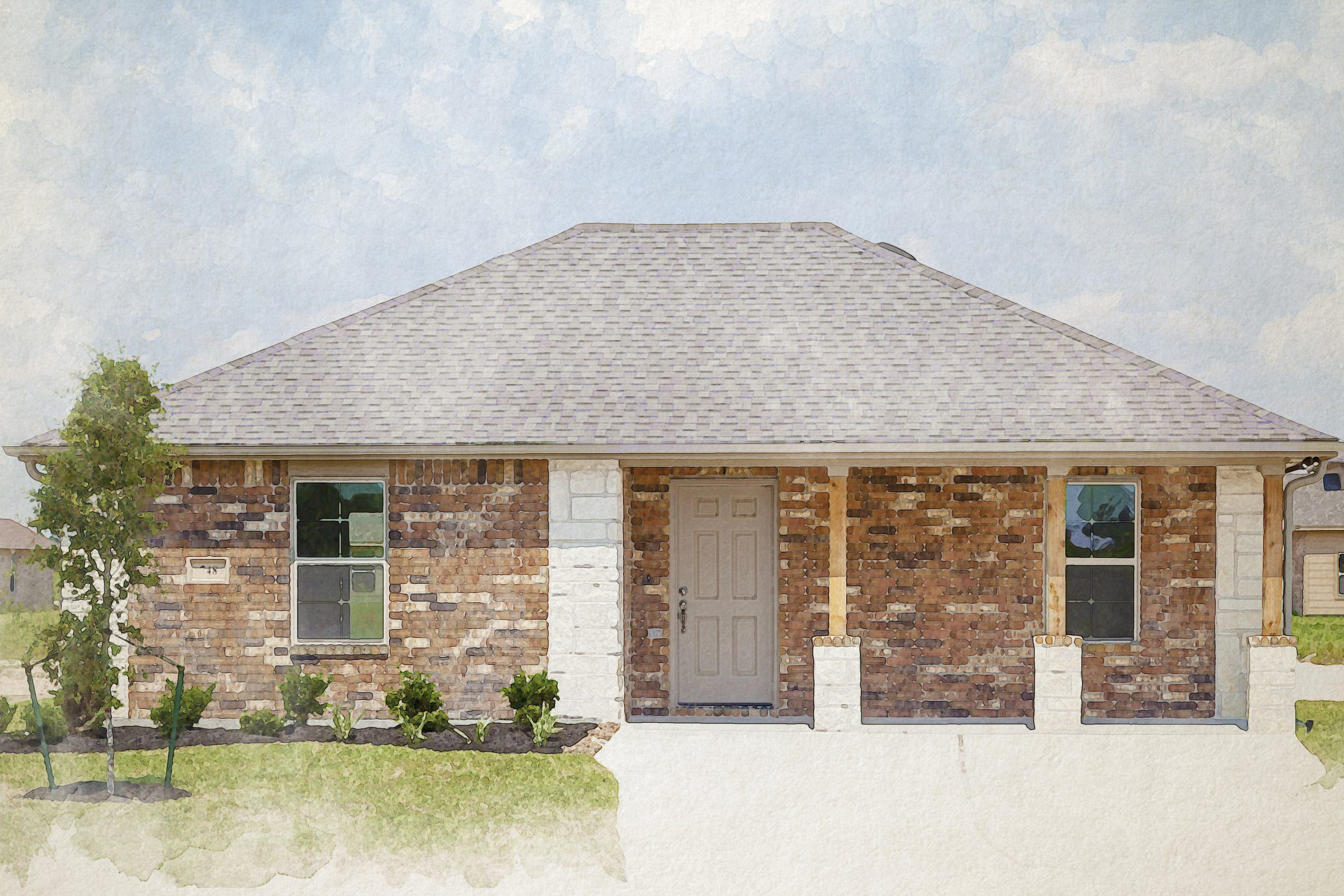 748 Road 5105 | New Home in the Houston, Texas Area