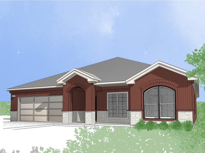 New homes for rent in Houston, Texas
