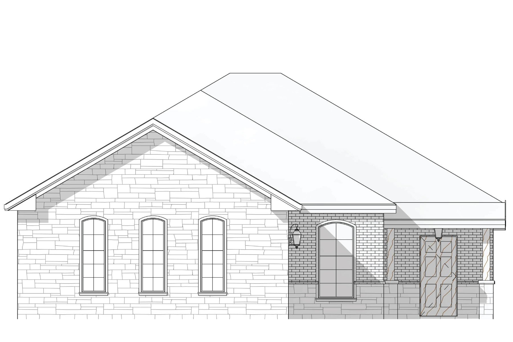 202 Mina St | New Home in Red Oak, Texas