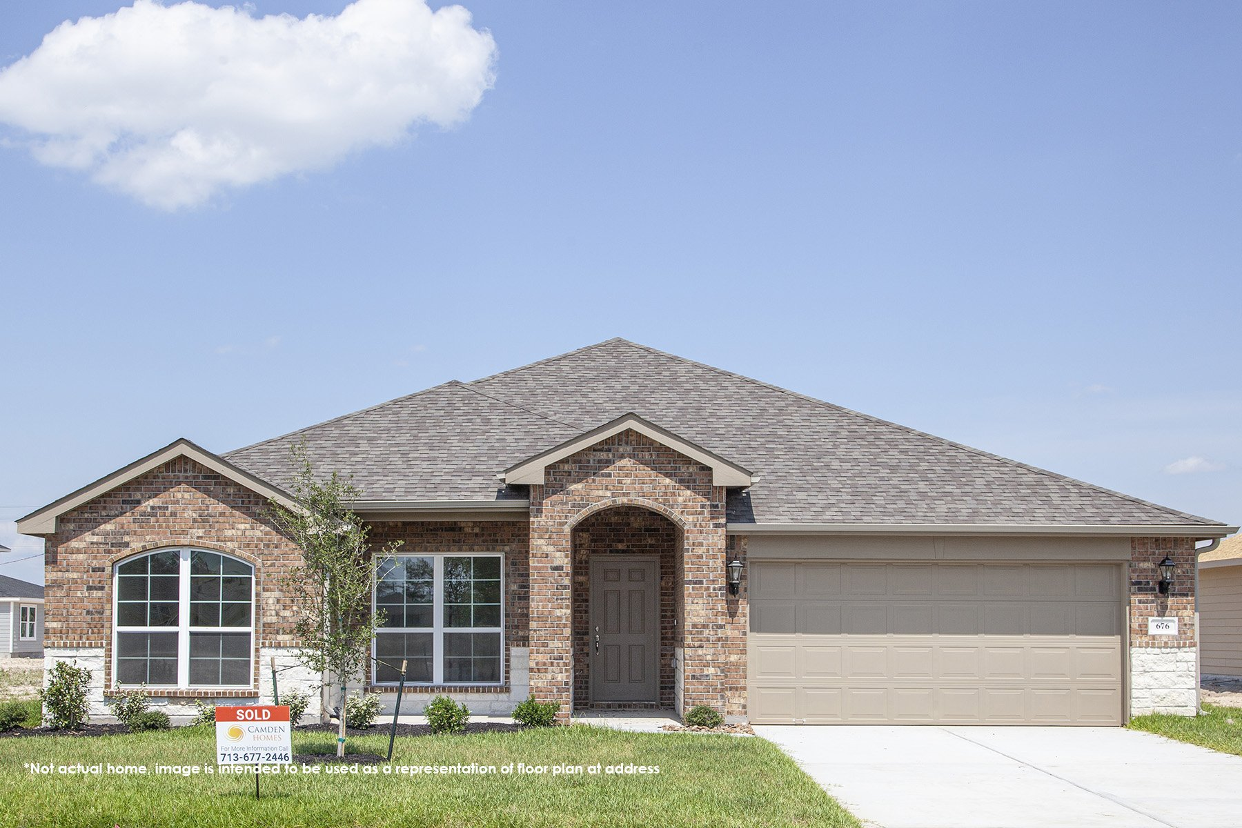 318 Road 5134 | New Home in the Houston, Texas Area
