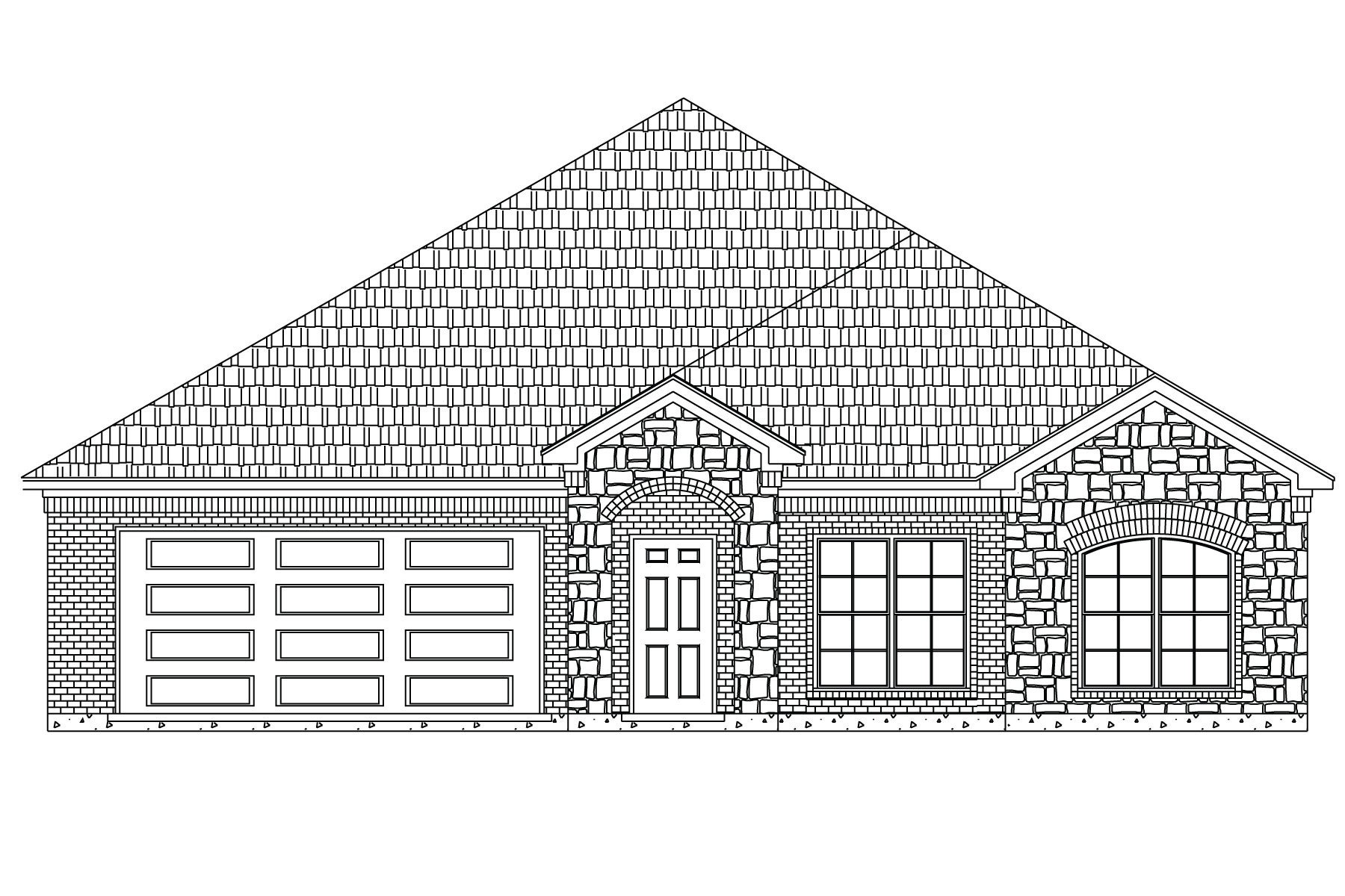 1546 Woodlake Dr   New Home in Waxahachie, Texas