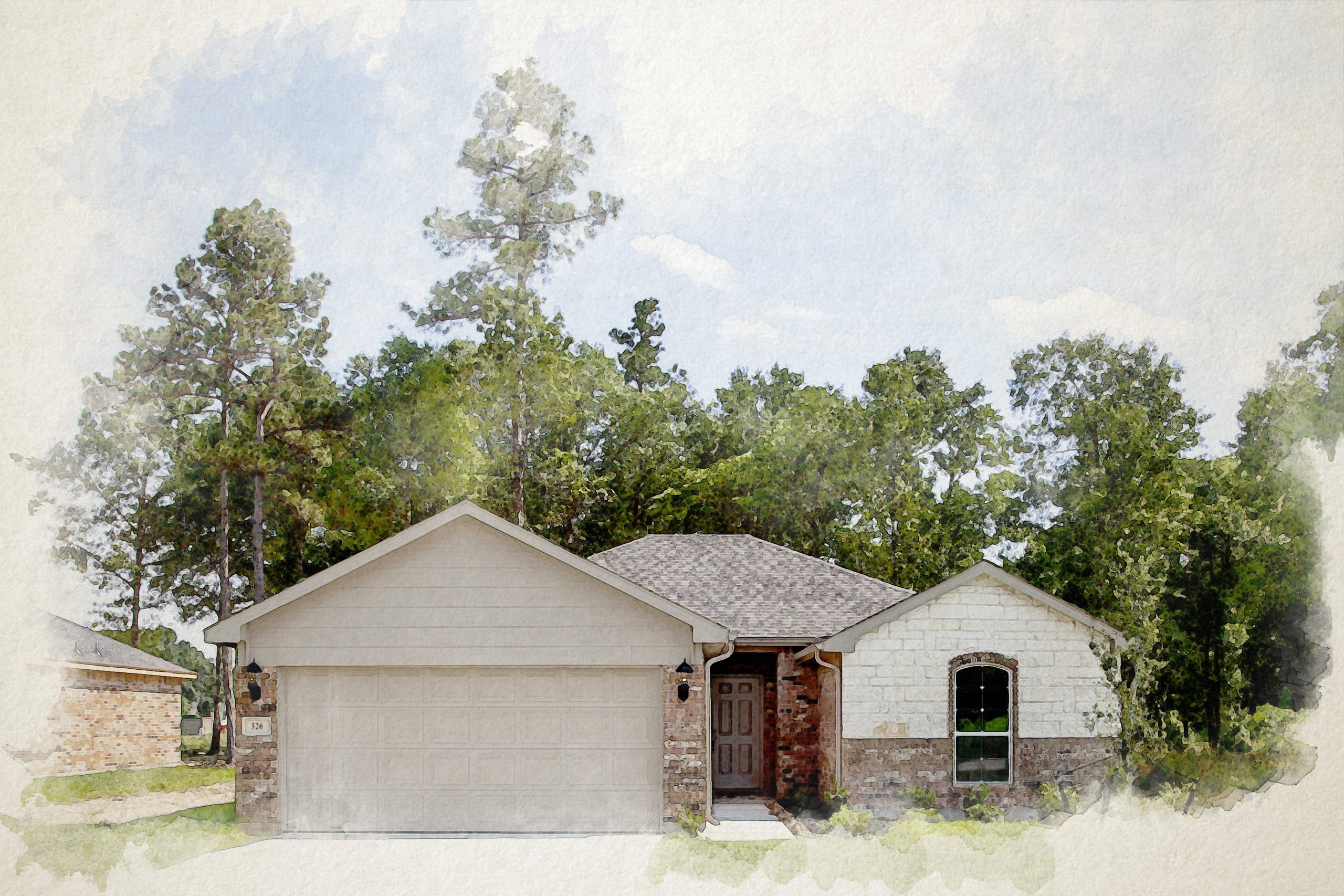 144 Willowbend Loop | New Home in Mabank, Texas