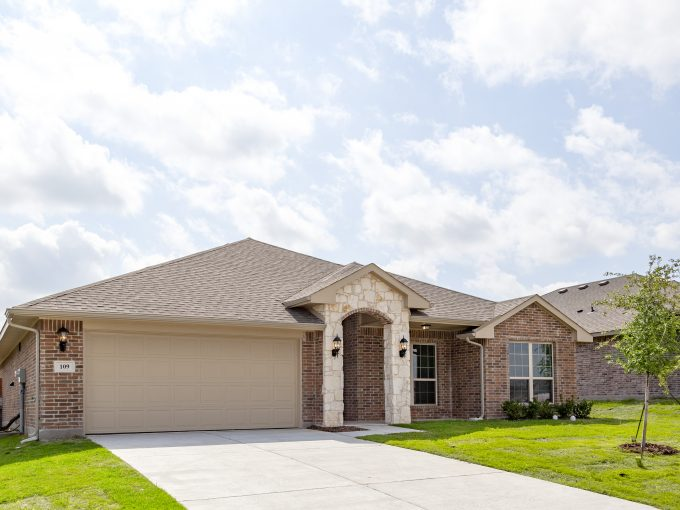 131 Creek Meadow Dr | New Home in Mabank, Texas