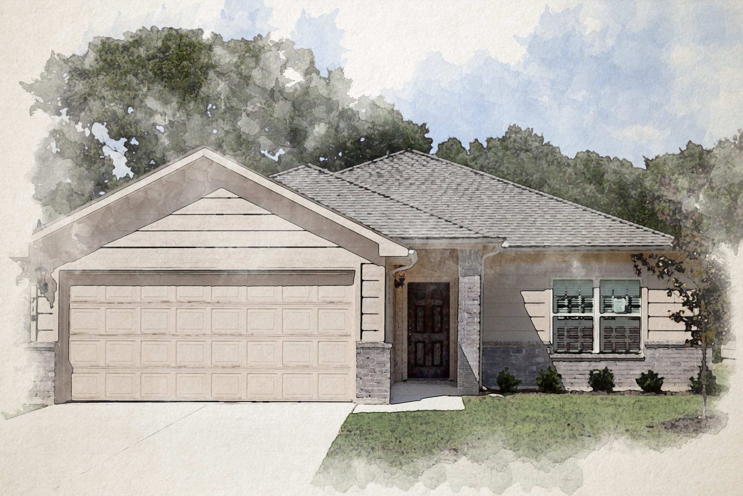 618 N Wofford Street   New Home Available in Athens, Texas