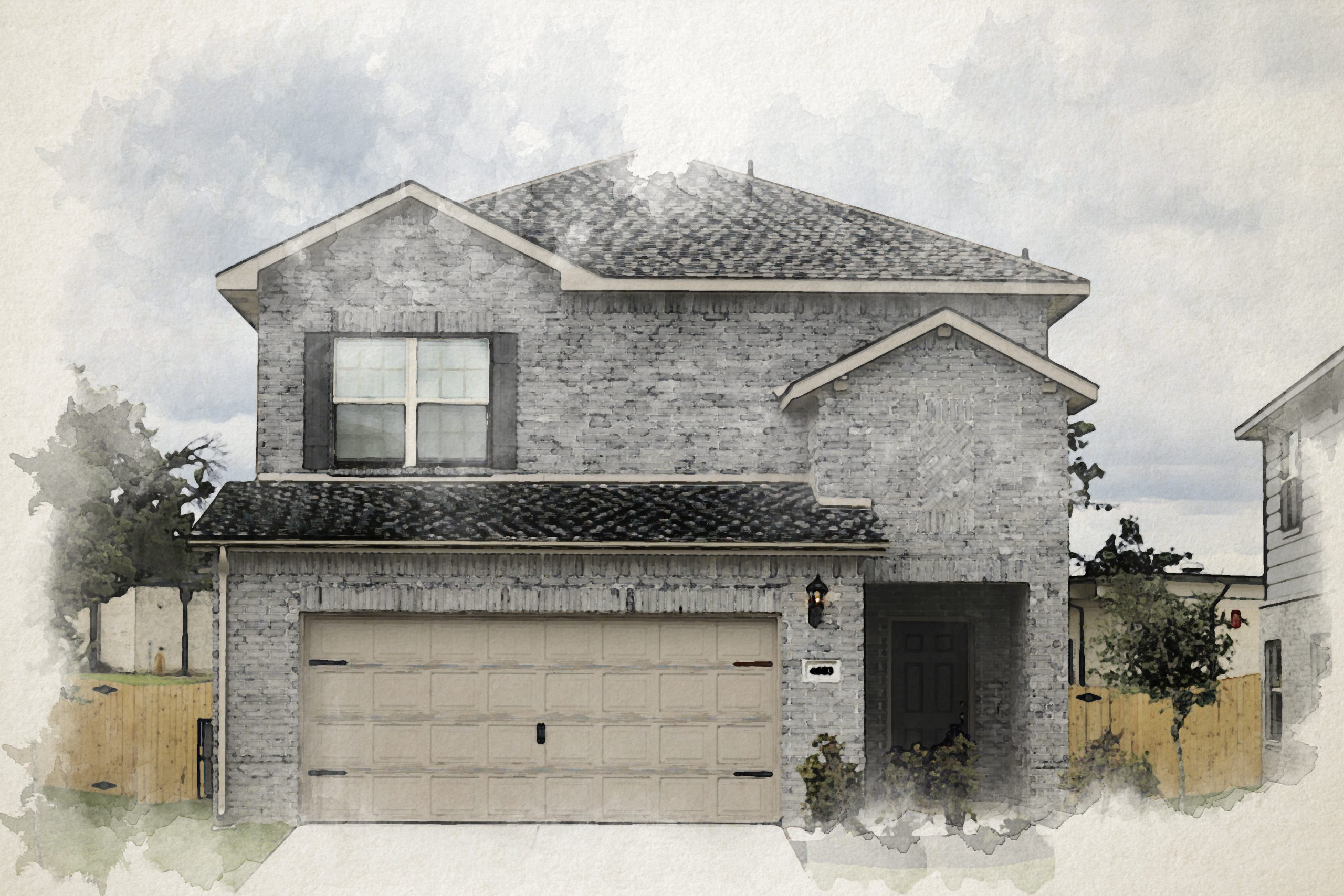 3103 Refugio Ave   New Home Available in Fort Worth, Texas