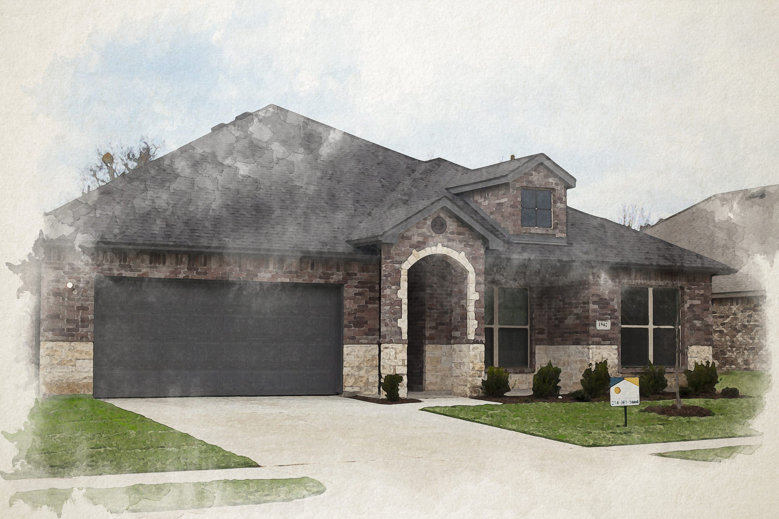 620 Camden Drive | New Home Available in Waxahachie, TX