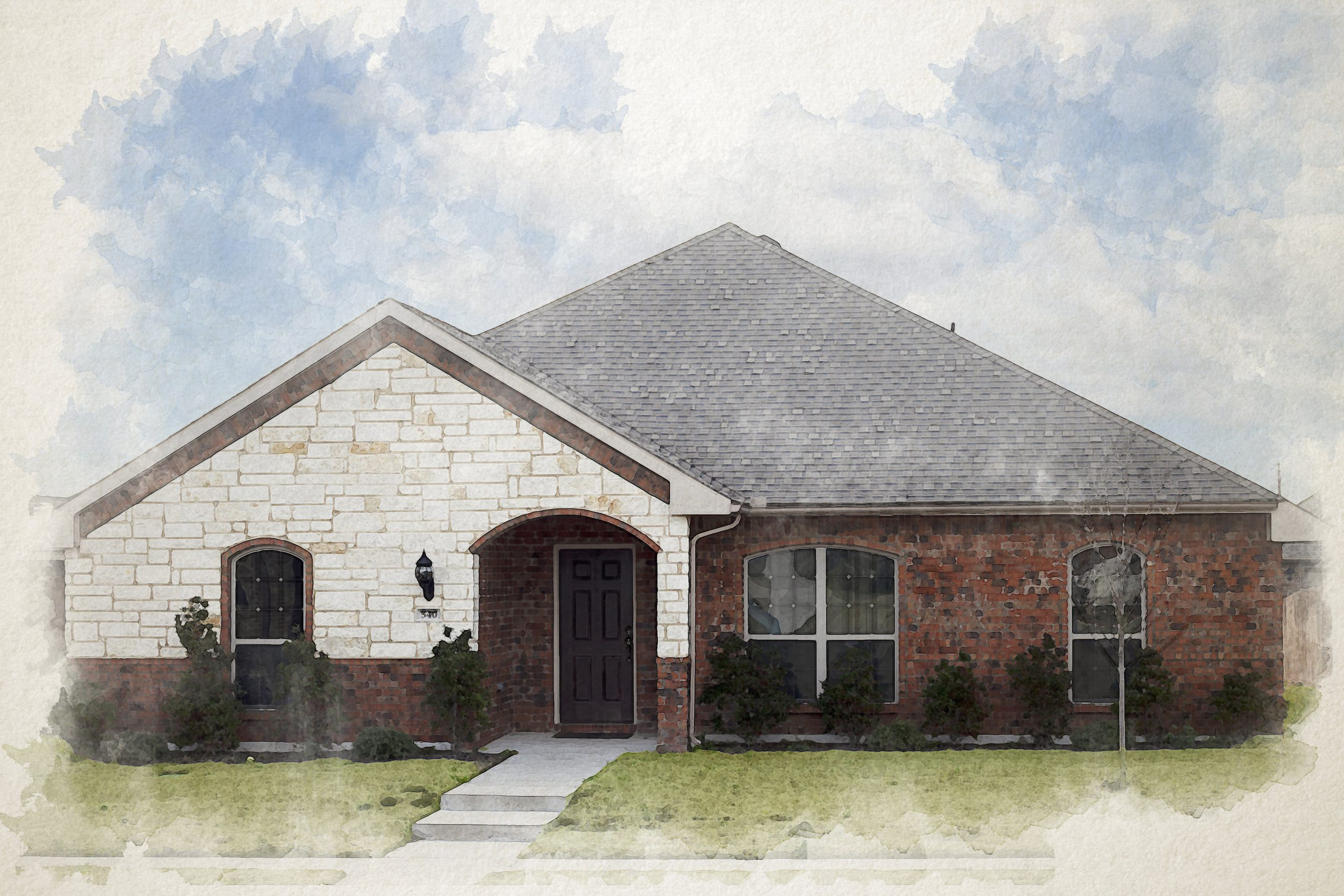 615 Excelsior Drive | New Home Available in Waxahachie, TX