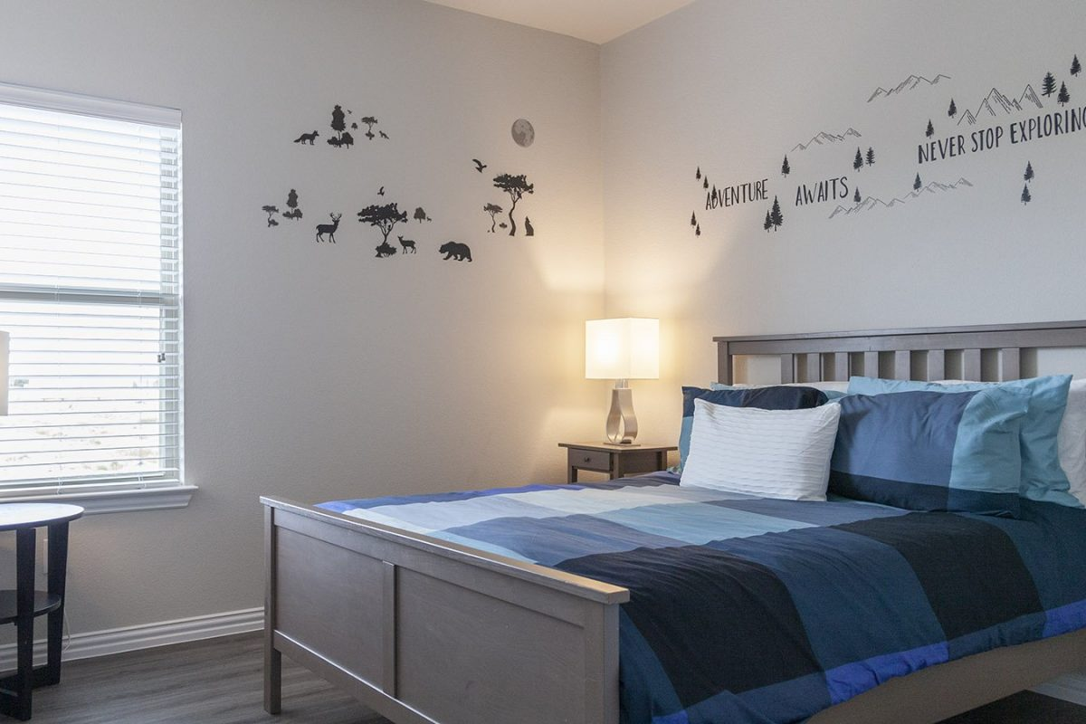 Camden Parks Farmersville, TX - kids bedroom