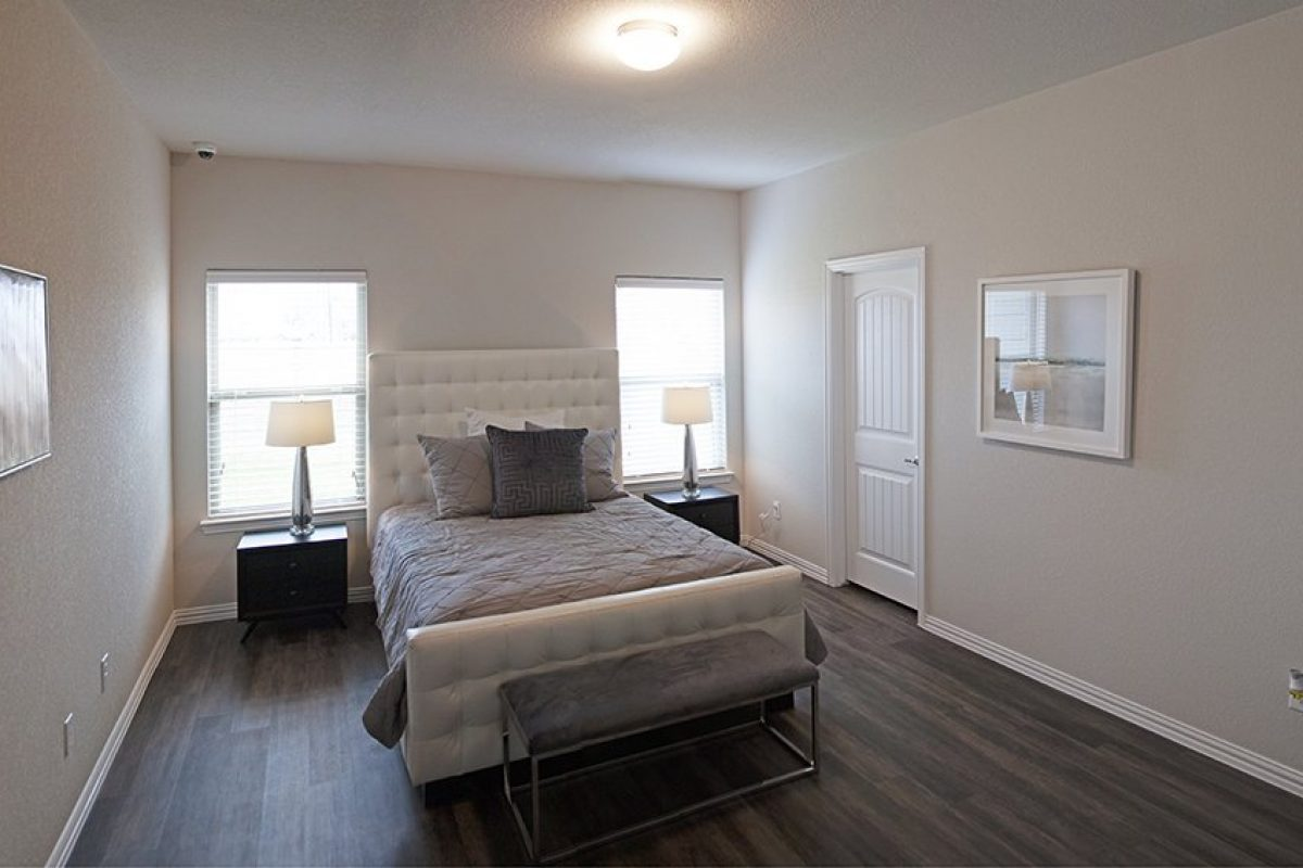 Camden Homes Red Oak, TX - Bedroom